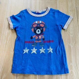 ミキハウス(mikihouse)のミキハウス ダブルビー Tシャツ 110(Tシャツ/カットソー)