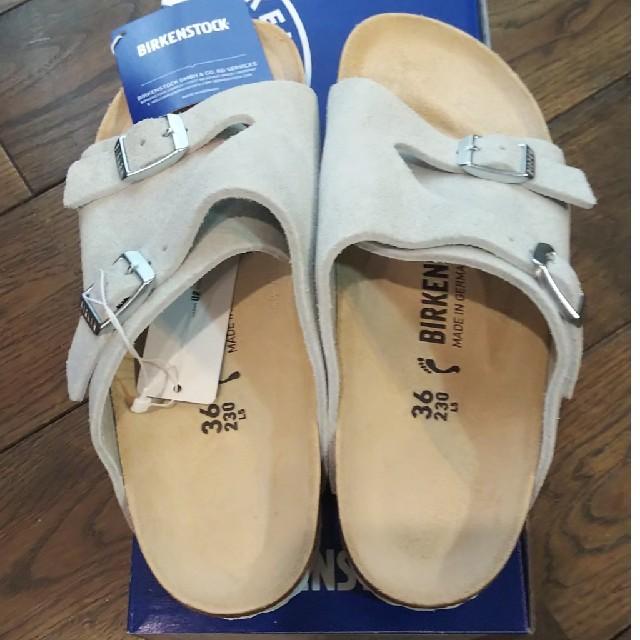 BIRKENSTOCK(ビルケンシュトック)のBIRKENSTOCK ビルケンシュトック チューリッヒ レディースの靴/シューズ(サンダル)の商品写真