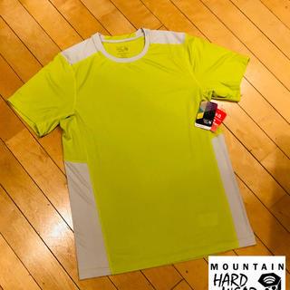 コロンビア(Columbia)のマウンテンハードウェア  Tシャツ❗️Mサイズ新品タグ付き⭐️ (登山用品)