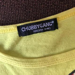 チャビーギャング(CHUBBYGANG)のチャビーギャング 100 Tシャツ(Tシャツ/カットソー)