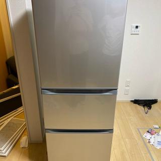 SHARP - 送料込み未使用SHARP冷蔵庫VEGETA3ドア冷蔵庫(330L右開き)シルバー