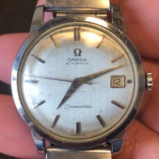 オメガ(OMEGA)のオメガ シーマスター メンズ 自動巻(腕時計(アナログ))