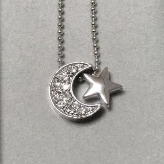 月と星のネックレス(ネックレス)