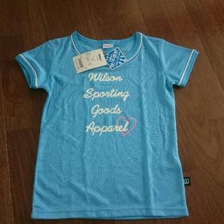 ウィルソン(wilson)の140 WilsonTシャツ 女の子(Tシャツ/カットソー)