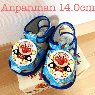 アンパンマン(アンパンマン)のアンパンマンサンダル14.0cm(サンダル)