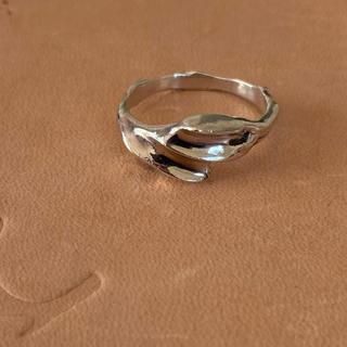 ロンハーマン(Ron Herman)のPLUIE ウェーブリング(リング(指輪))