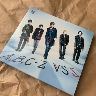 エービーシーズィー(A.B.C.-Z)のA.B.C-Z vs5 初回限定盤A(ミュージック)