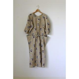 ミナペルホネン(mina perhonen)のr&d.m.co オールドマンズテーラー ワンピース ドレス(ロングワンピース/マキシワンピース)