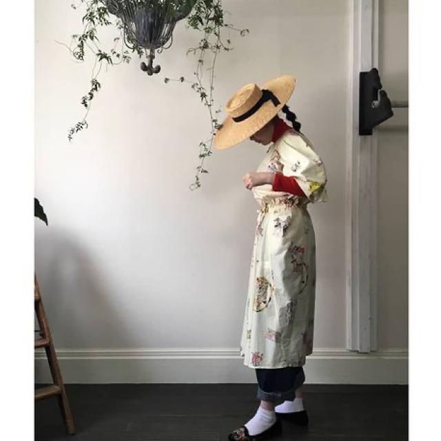 Paul Harnden(ポールハーデン)のオールドマンズテーラー r&d.m.co- ワンピース ドレス レディースのワンピース(ロングワンピース/マキシワンピース)の商品写真
