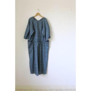 ミナペルホネン(mina perhonen)のオールドマンズテーラー r&d.m.co ワンピース ドレス(ロングワンピース/マキシワンピース)