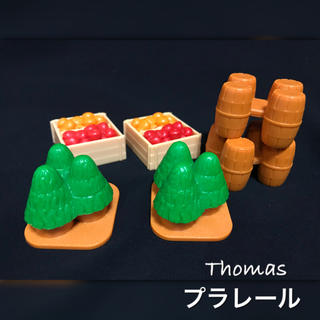 Takara Tomy - プラレール トーマス 貨車  積荷 6piece
