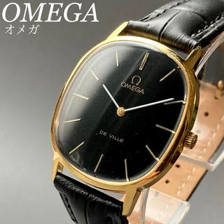 オメガ(OMEGA)のOH済★美麗★オメガ デビル アンティーク 腕時計 メンズ 1970年代 手巻き(腕時計(アナログ))
