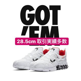 ステューシー(STUSSY)のStussy Nike Air Zoom ステューシー snkrs 最安値(スニーカー)