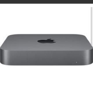 マック(Mac (Apple))のApple Mac mini 3.6GHz Core i3[MXNF2J/A](デスクトップ型PC)