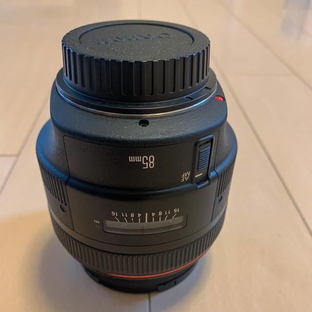 Canon(キヤノン)の【値下げしました】Canon EF85mm F1.2L II USM スマホ/家電/カメラのカメラ(レンズ(単焦点))の商品写真