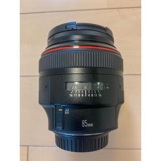 Canon - Canon EF85mm F1.2L II USM
