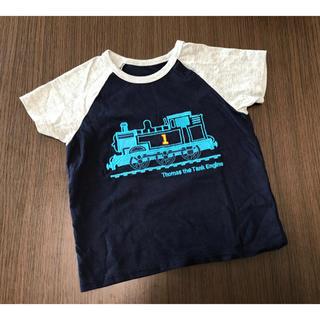 ユニクロ(UNIQLO)のユニクロ ■ トーマス 刺繍 Tシャツ 80(Tシャツ)