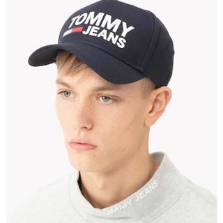 トミーヒルフィガー(TOMMY HILFIGER)の未使用. 新品.   TOMMY JEANS. キャップ.  早い勝ち(キャップ)