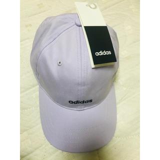 adidas - 新品.  アディダスキャップ. レディース