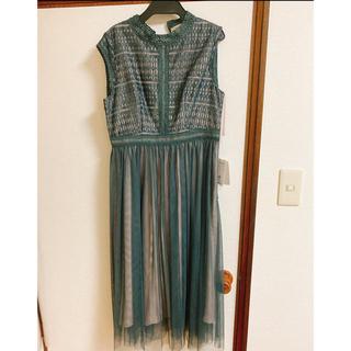 ローズバッド(ROSE BUD)のROSE BUD ワンピース ドレス(ミディアムドレス)