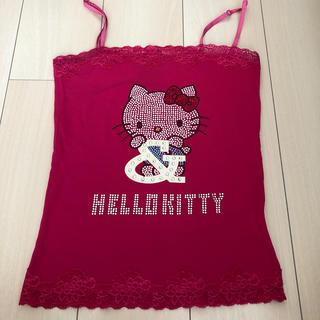 ピンキーアンドダイアン(Pinky&Dianne)のkittyコラボ キャミソール(Tシャツ(半袖/袖なし))