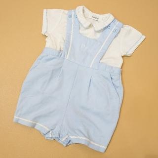 baby Dior - baby Dior セーラー ロンパース ブラウス セット 90cm ディオール