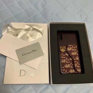 クリスチャンディオール(Christian Dior)のDior iPhonexsmax ケース(iPhoneケース)