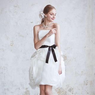 エメ(AIMER)のAimer♡ミニドレス(ウェディングドレス)