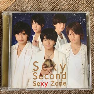 セクシー ゾーン(Sexy Zone)のSexy Second(アイドル)