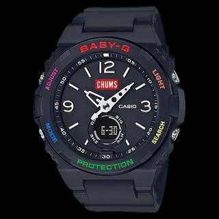 ベビージー(Baby-G)のBABY-G BGA-260CH-1AJR CHUMS(チャムス) コラボ(腕時計)