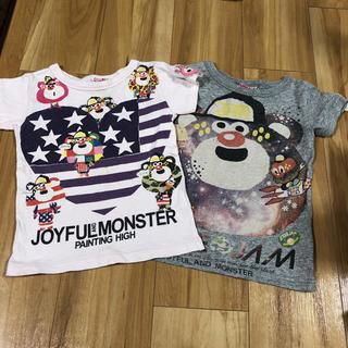 JAM - jamTシャツ2枚セット⑨