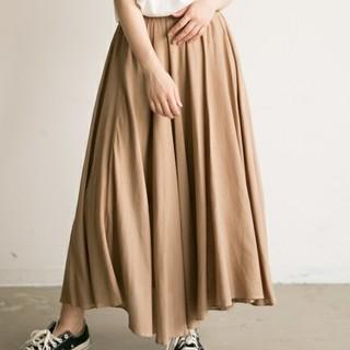 アンティローザ(Auntie Rosa)のAuntie Rosa Holiday スカート 新品 タグ付き(ロングスカート)
