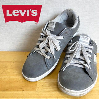 リーバイス(Levi's)のLevi's リーバイス スニーカー グレー 古着コーデ 希少カラーリング レア(スニーカー)