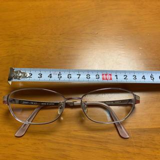 ジミーチュウ(JIMMY CHOO)の眼鏡 jimmy Choo  《数日間お値下げ(サングラス/メガネ)