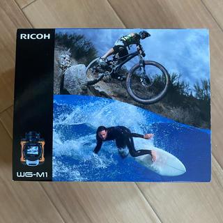 リコー(RICOH)のRICOH WG-M1(コンパクトデジタルカメラ)