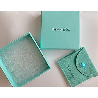 ティファニー(Tiffany & Co.)の《ティファニー》空箱 ジュエリーボックス とポーチ(ショップ袋)