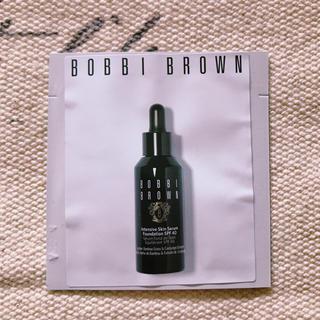 ボビイブラウン(BOBBI BROWN)のBobbi Brown サンプル(ファンデーション)