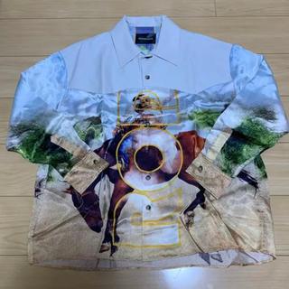 オフホワイト(OFF-WHITE)の【日曜まで値下】mindseeker Rodeo Shirt TAKUYA∞着用(シャツ)