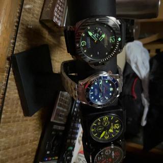 オメガ(OMEGA)の ウナ様専用‼️新品未使用自動巻腕時計 画像左から2本目❣️(腕時計(アナログ))