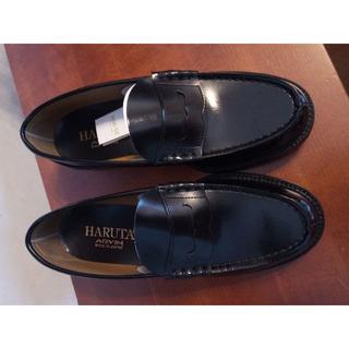 ハルタ(HARUTA)のHARUTA ハルタ メンズローファー(4E) 通勤通学 6560 27.5cm(ドレス/ビジネス)