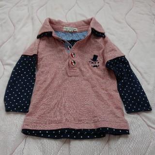 シマムラ(しまむら)のポロシャツ(シャツ/カットソー)