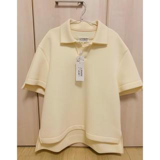 マルタンマルジェラ(Maison Martin Margiela)のMaison Margiela(メゾン マルジェラ) オーバーサイズポロシャツ(ポロシャツ)