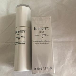 インフィニティ(Infinity)のKOSE インフィニティ アドバンスト ホワイトXX(美容液)