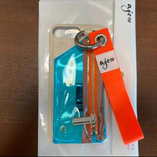 ビューティアンドユースユナイテッドアローズ(BEAUTY&YOUTH UNITED ARROWS)の新品未使用ajew iPhone7Plus、iPhone 8Plus(iPhoneケース)