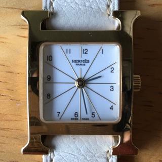 Hermes - エルメス 腕時計 Hウォッチ ヴィンテージ物