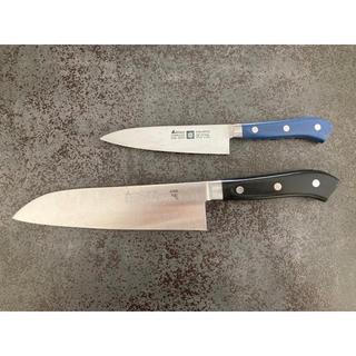 キヤ(Kiya)の日本橋木屋 エーデルワイス 包丁 2点セット(調理道具/製菓道具)