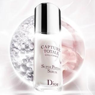 クリスチャンディオール(Christian Dior)の新品ディオール カプチュールトータルセル セラム30mL(美容液)