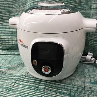 ティファール(T-fal)のティファール 電気圧力鍋 Cook 4me  Express(調理機器)
