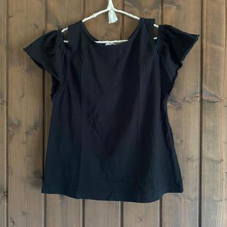 マーキーズ(MARKEY'S)のマーキーズ Tシャツ ブラック 140(Tシャツ/カットソー)