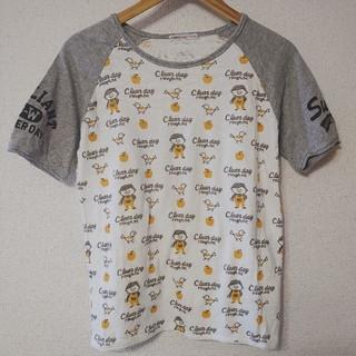 ラフ(rough)のラフ★坊や♡小鳥♡りんごTシャツ(Tシャツ(半袖/袖なし))